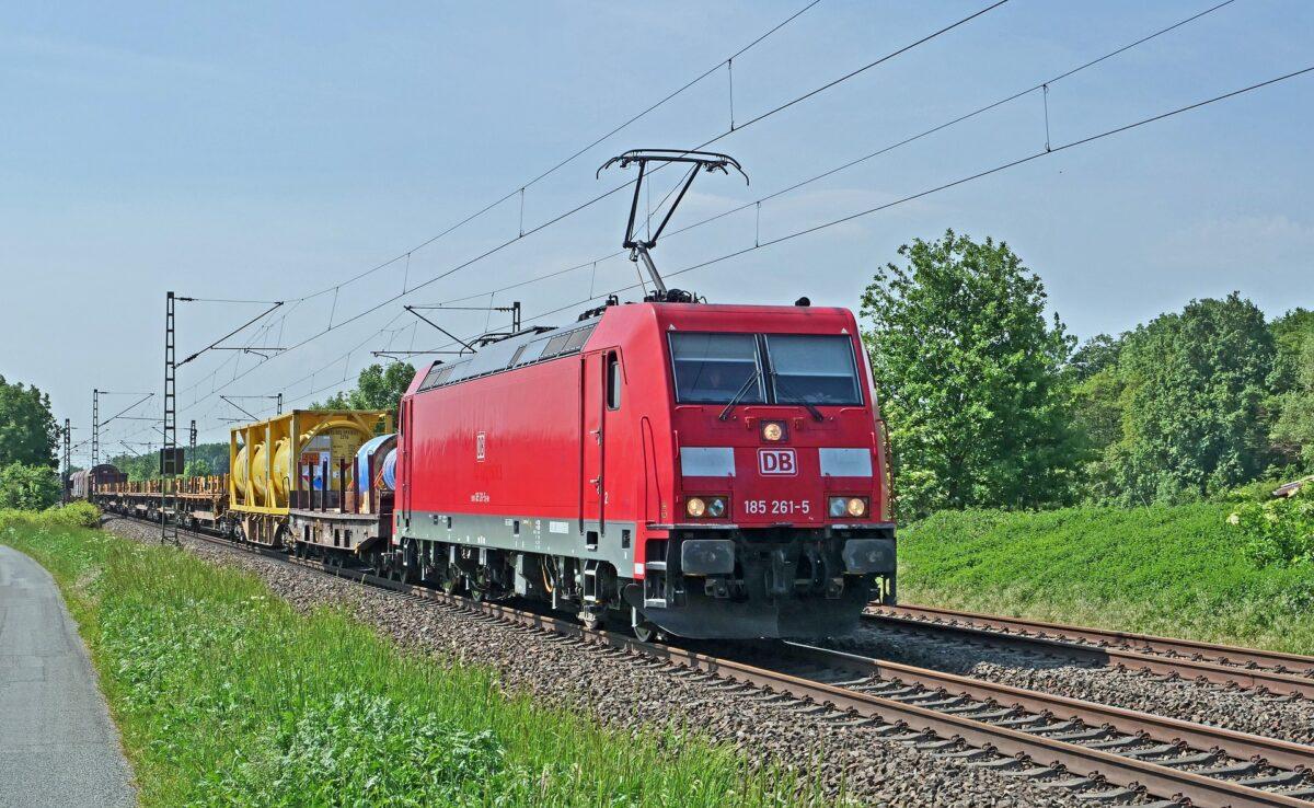 benjamin gordon rail logistics
