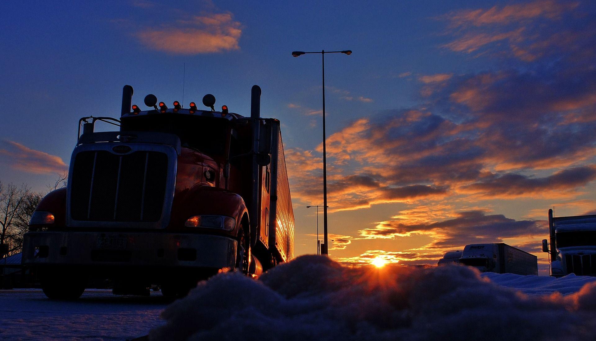 benjamin gordon logistics truck