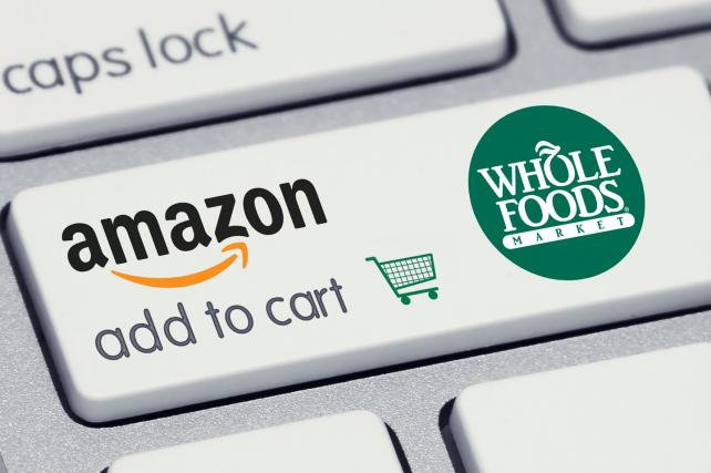 Amazon Buys Whole Foods for Logistics