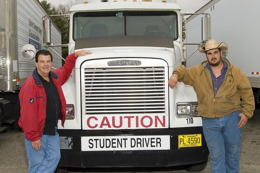 Truck drivers - will we solve the shortage?