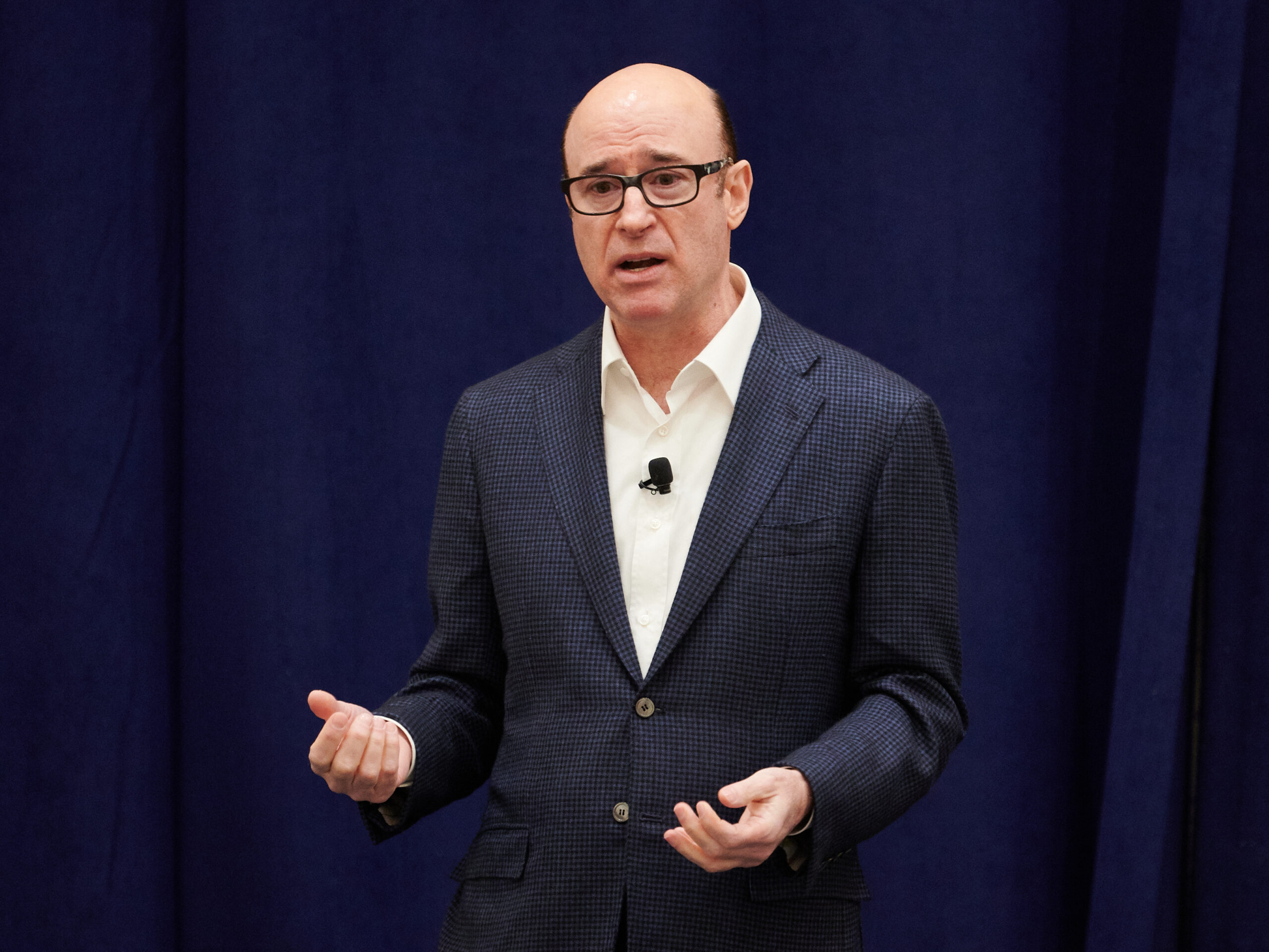 XPO CEO Brad Jacobs at BGSA Supply Chain Conference