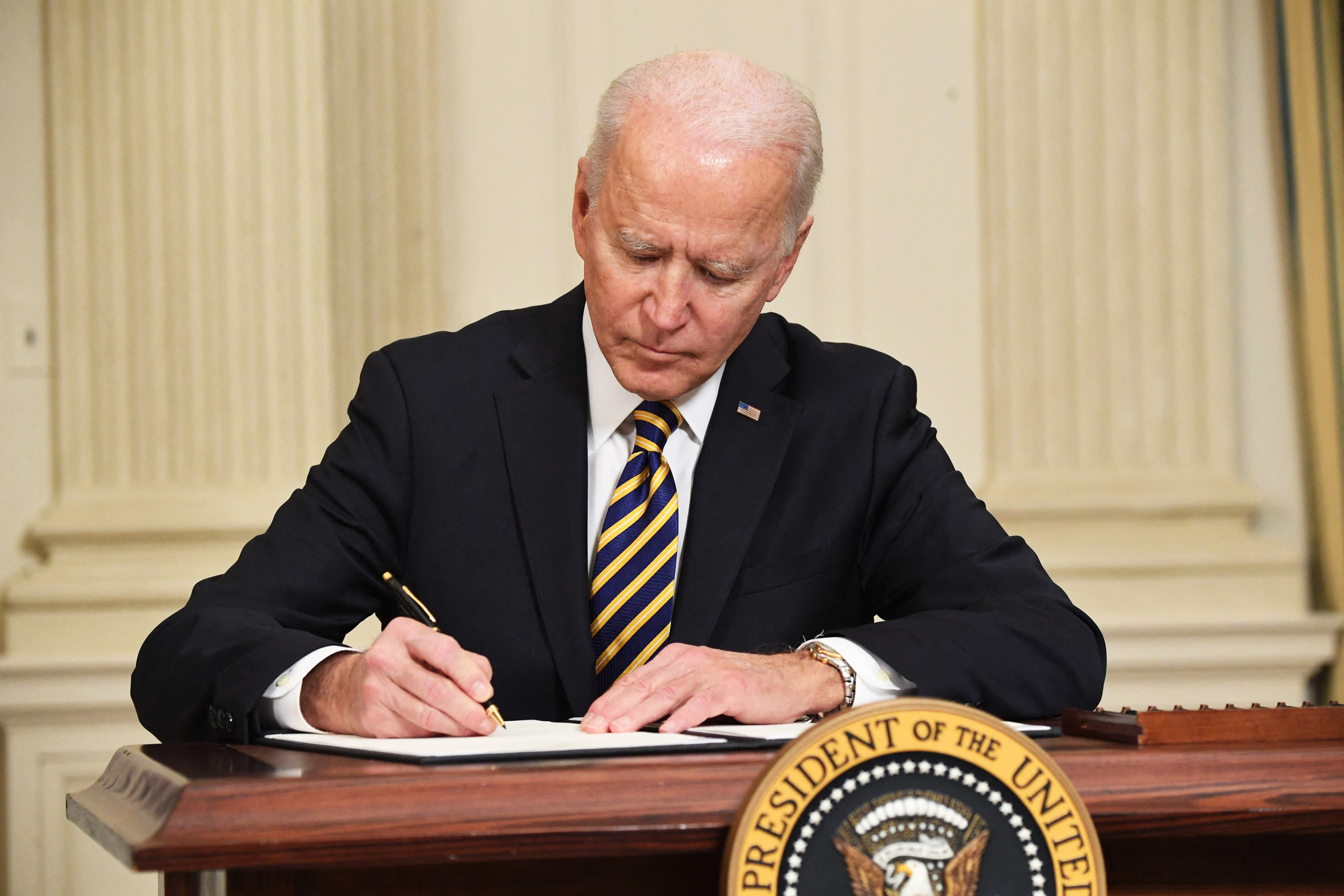 Biden Administration Executive Order on Supply Chains